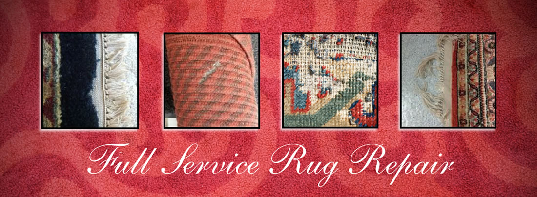 Full Service Rug Repair Wisconsin and Illinois