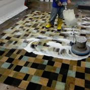Shampoo Deep Cleaning of your area rug